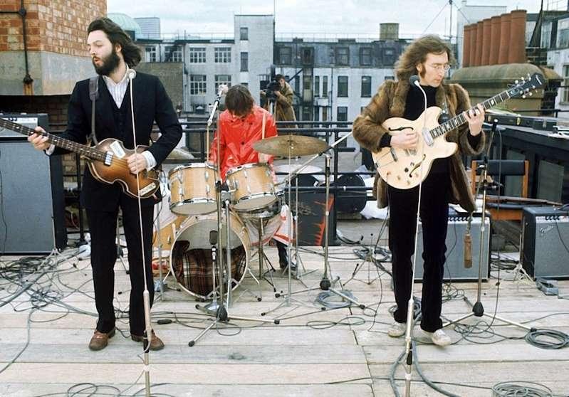 O último show dos Beatles foi feito no topo de um prédio há exatos 50 anos