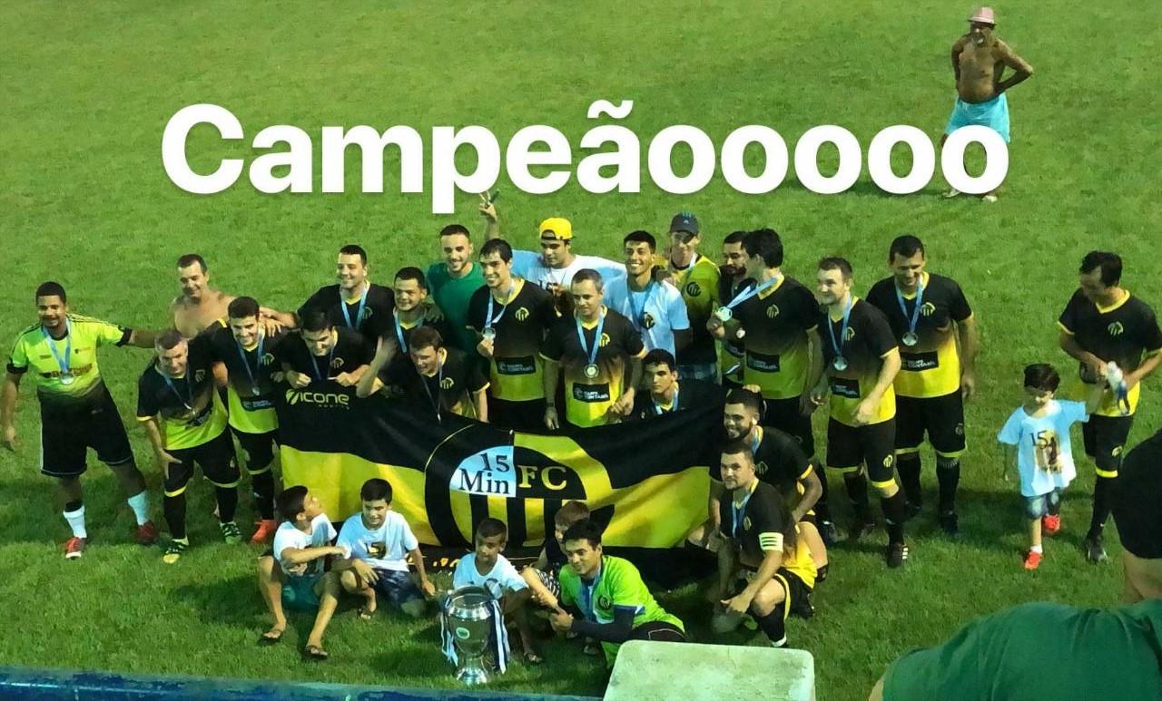 Nos pênaltis, 15 Minutos vence Play Boys e fica com o titulo do campeonato Municipal de Iconha.