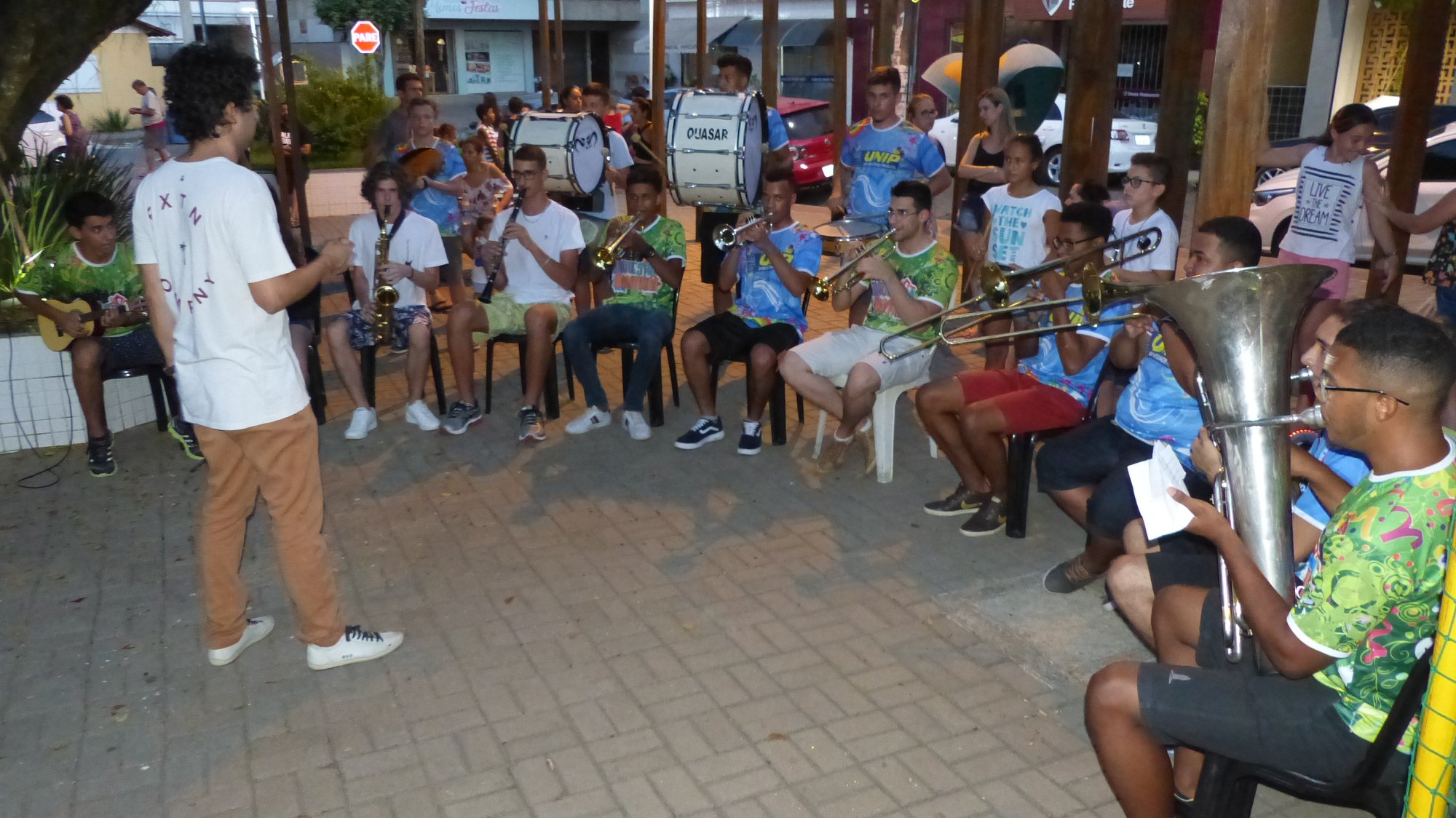Iconha: Banda 13 de Junho vai animar matinê para as crianças, na Praça Central