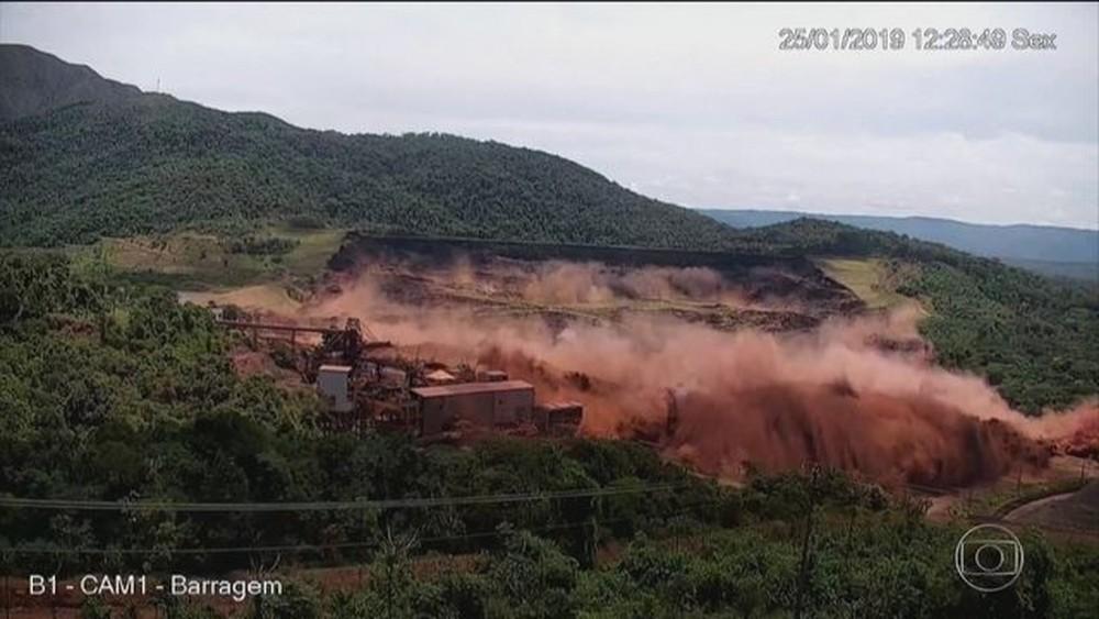 Estudo de 2010 alertou para possível liquefação em barragem