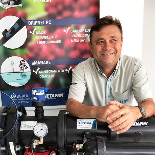 Empresa capixaba treina equipe da Nestlé sobre uso consciente da água na agricultura