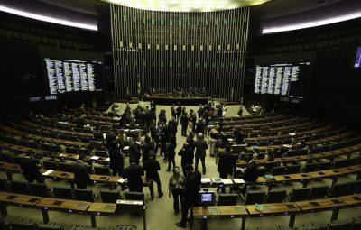 camara 400x255 - Câmara aprova projeto que altera regras para partidos políticos