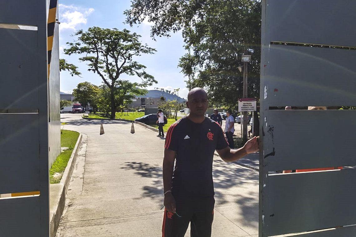 Órgãos de segurança farão hoje vistoria detalhada no Ninho do Urubu