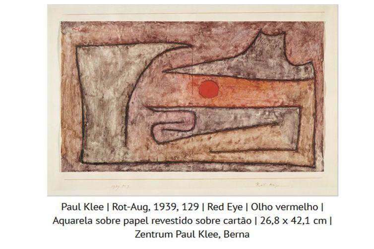 Mostra inédita de Paul Klee começa quarta-feira em São Paulo