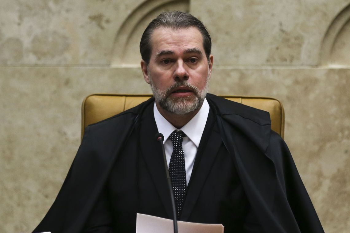 Toffoli pede apuração de relatório da Receita sobre Gilmar Mendes