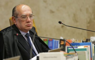 Gilmar Mendes 400x255 - Gilmar é a favor de a Justiça Eleitoral julgar corrupção com caixa 2