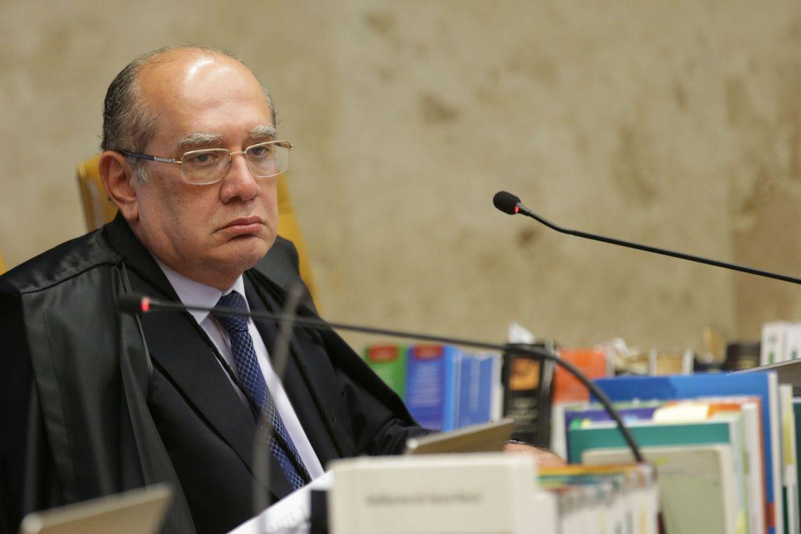Gilmar é a favor de a Justiça Eleitoral julgar corrupção com caixa 2