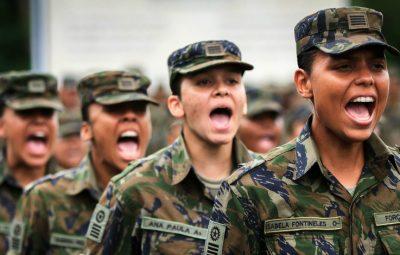 Inscrições para curso de Formação de Sargentos vão até 19 de março 400x255 - Inscrições para curso de Formação de Sargentos vão até 19 de março