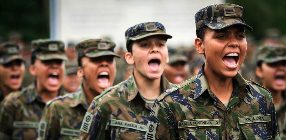 Inscrições para curso de Formação de Sargentos vão até 19 de março