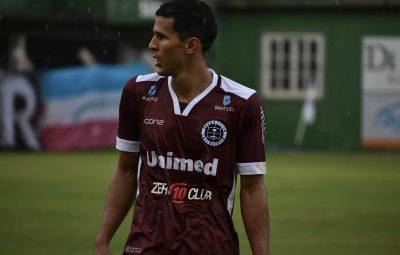 """Pepe 400x255 - Pepe lamenta chances perdidas pela Desportiva, mas comemora classificação: """"primeiro objetivo"""""""