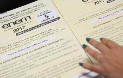 enem 400x255 - Gráfica responsável por imprimir Enem encerra atividades no Brasil