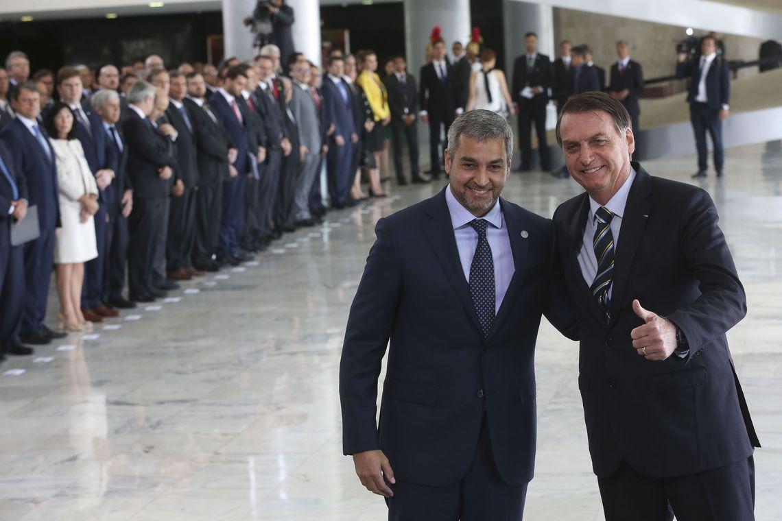 Brasil avalia cancelar refúgio a paraguaios condenados pela Justiça