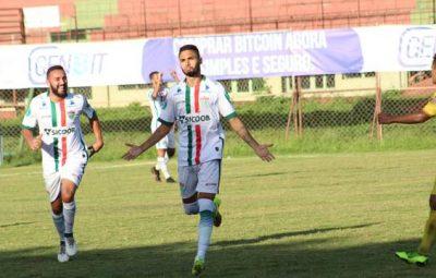 rio branc vn 400x255 - Com gol de Cristian, Rio Branco VN arranca empate no Araripe e rebaixa o Tupy-ES