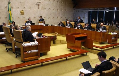 stf 1 400x255 - STF decide que Justiça Eleitoral pode julgar corrupção da Lava Jato