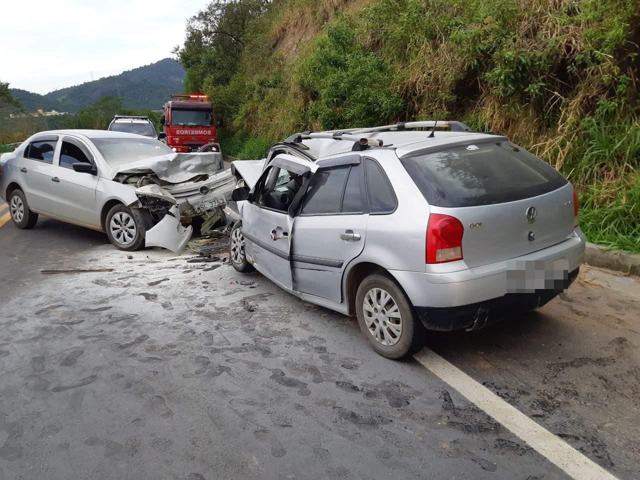 Mais de 180 mortes em acidentes de trânsito foram registradas no ES este ano