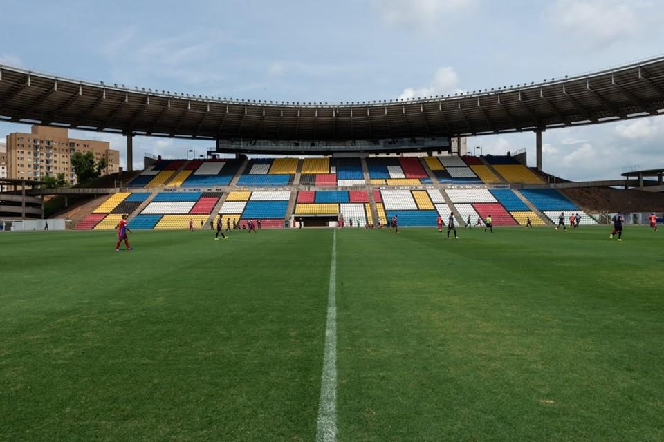 Governo libera recurso para obras estruturais do Estádio Kleber Andrade