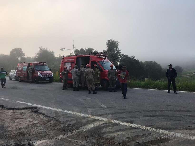 Menina ferida em vazamento de gasolina no Rio é operada