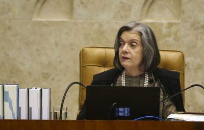 Ministra Cármen Lúcia 400x255 - Cármen Lúcia suspende decisão sobre reorientação sexual