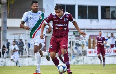 Real Noroeste x Desportiva 400x255 - Real Noroeste vence, reverte a vantagem da Desportiva e se classifica para as semifinais do Campeonato Capixaba 2019
