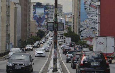 Transito de São Paulo 400x255 - São Paulo registra 1,2 mil mortes no trânsito no primeiro trimestre