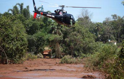 brumadinho 1 400x255 - Chega a 228 o número de mortos identificados na tragédia de Brumadinho