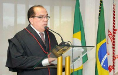 desembargador do Ceará Carlos Rodrigues Feitosa 400x255 - STJ condena desembargador do CE à perda do cargo e prisão