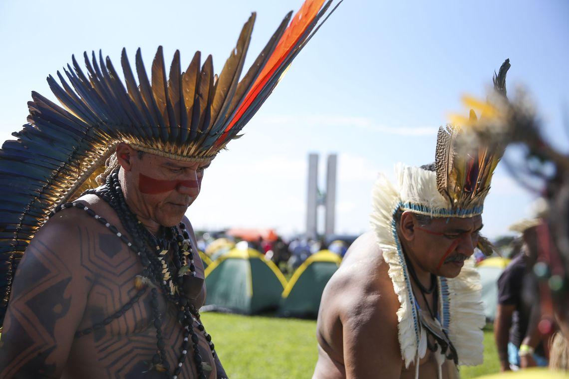 Acampamento Terra Livre deve reunir 4 mil indígenas em Brasília
