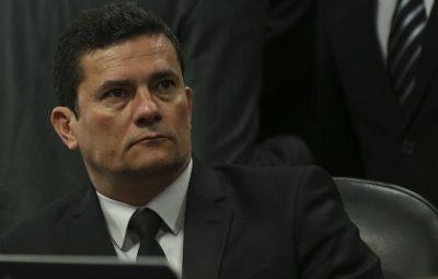 moro 400x255 - Moro diz estar confiante com projeto anticrime do Senado
