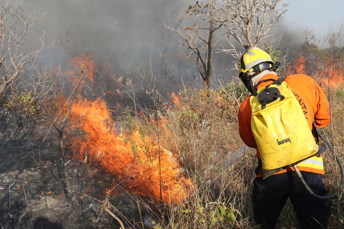Distrito Federal decreta estado de emergência ambiental