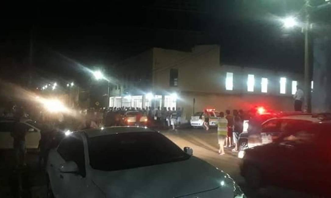Homem mata ex-namorada e mais três pessoas em Paracatu