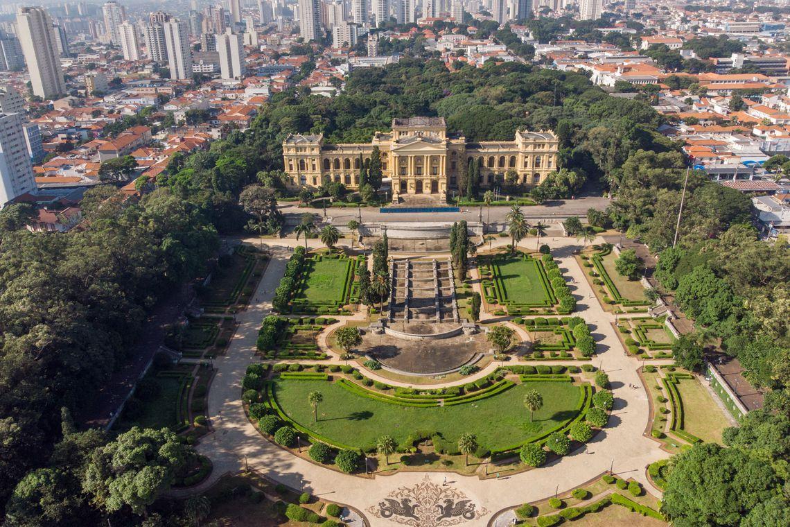 Prefeitura de SP assina contrato para ampliar Parque do Ipiranga