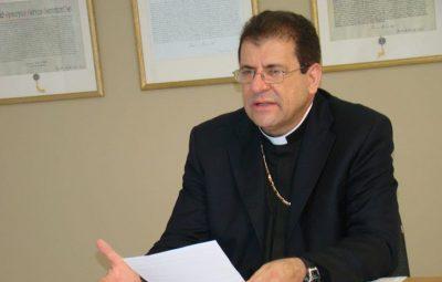 bispo de Limeira 400x255 - Papa aceita renúncia do bispo de Limeira