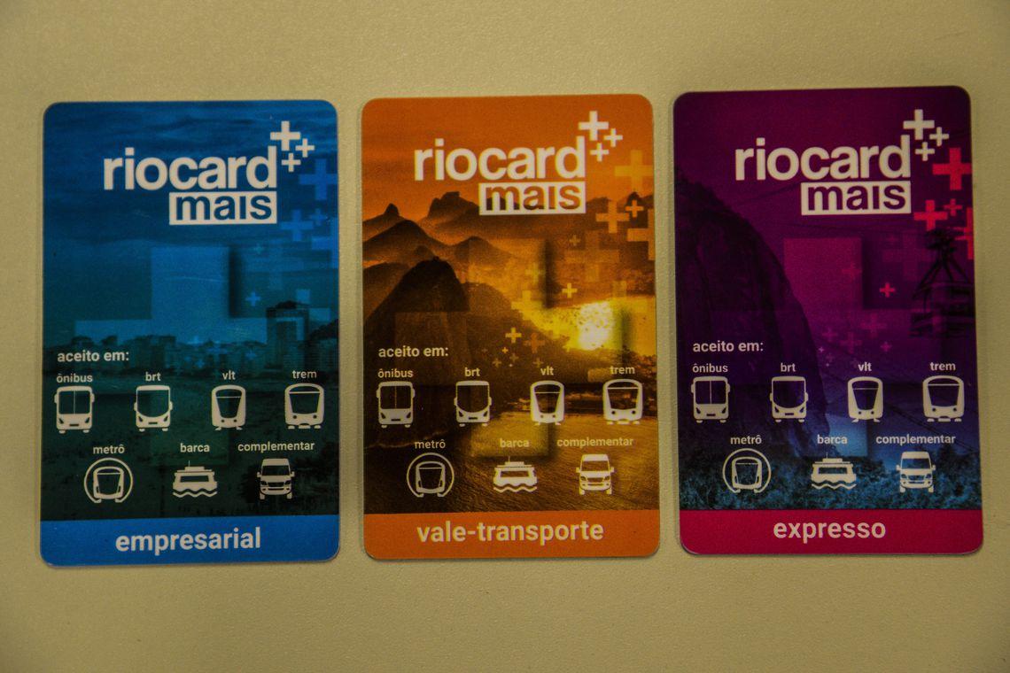Rio de Janeiro unifica cartão para todos os modais de transporte