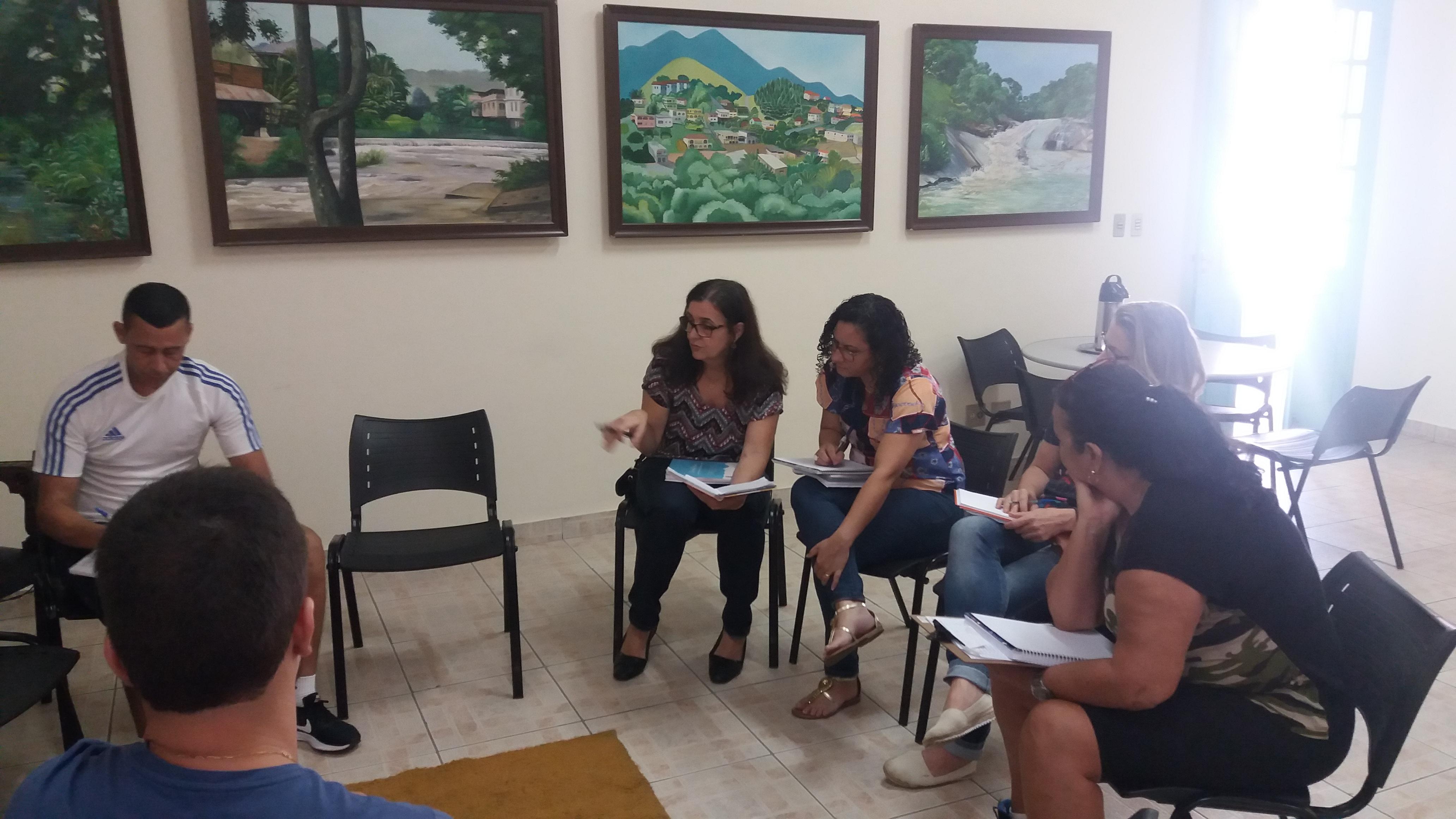 Iconha Realiza Reunião de Planejamento Visando os Jogos Escolares 2019