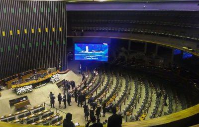 Câmara do Deputados 400x255 - Oposição anuncia obstrução total na Câmara do Deputados