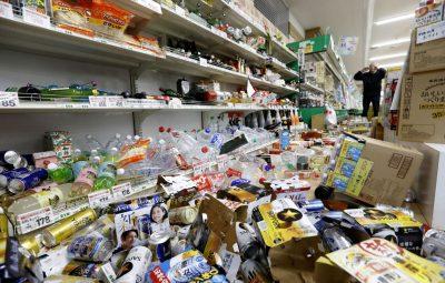 Terremoto de magnitude 67 atinge o norte do Japão e deixa 28 feridos 400x255 - Terremoto de magnitude 6,7 atinge o norte do Japão e deixa 28 feridos