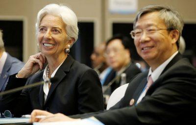 chefe do FMI 400x255 - Chefe do FMI alerta sobre guerra comercial entre EUA e China