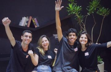 estudantes ufes - Estudantes da Ufes vencem o Desafio Renault Experience 2018/2019