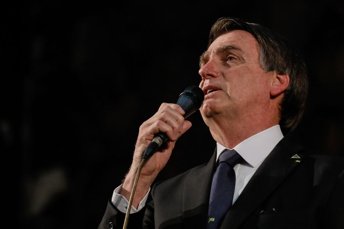 Bolsonaro: invasão de telefone é crime e ponto final