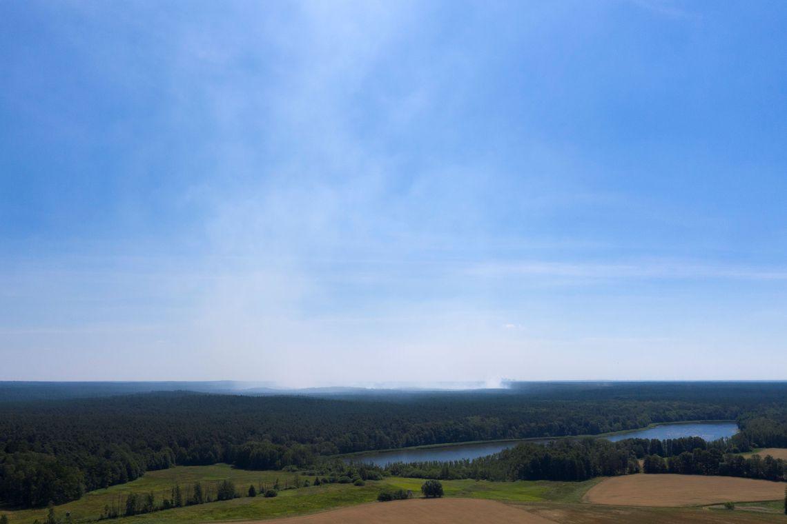 Incêndio florestal na Alemanha ameaça detonar munições da 2ª Guerra