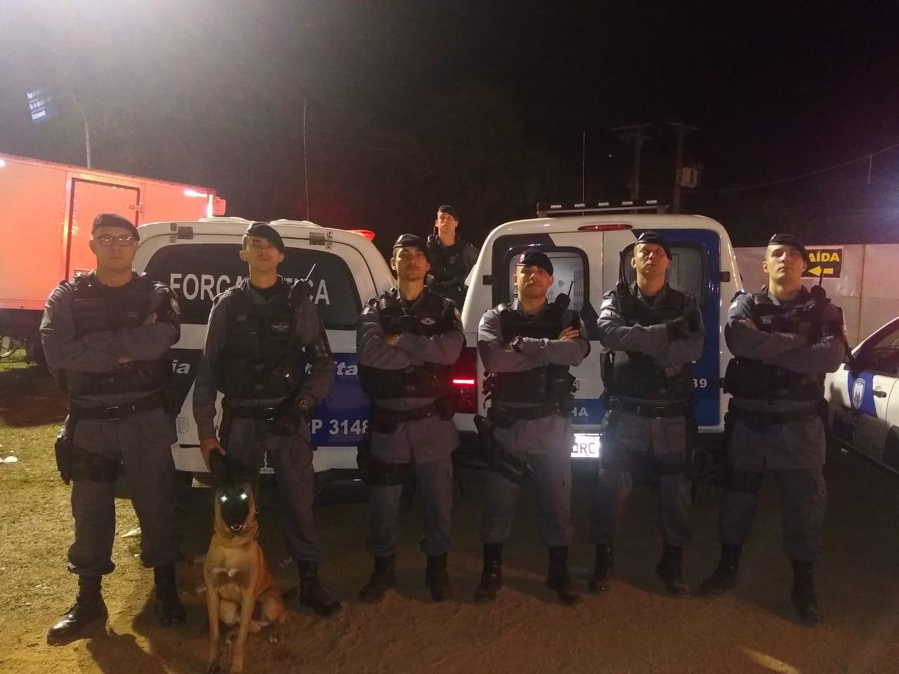 10ª CIA IND APRESENTA RESULTADOS POSITIVOS DA 46ª FESTA DA BANANA E DO LEITE