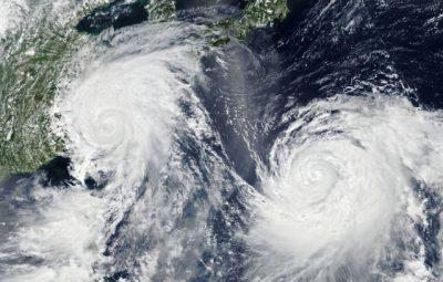 Japaõ 400x255 - Tempestade tropical pode cancelar 222 voos no Japão