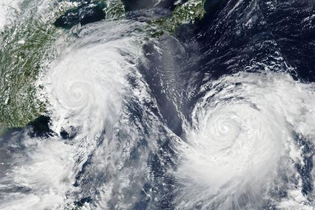 Tempestade tropical pode cancelar 222 voos no Japão