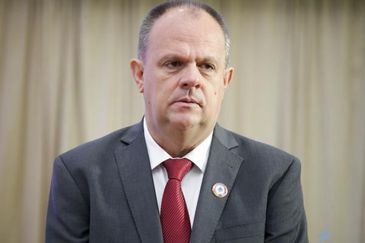 O governador de Sergipe Belivaldo Chagas  - Justiça Eleitoral cassa mandato do governador de Sergipe