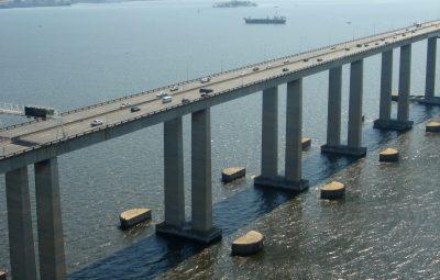 Rio de Janeiro Ponte Niteroi Aerea 102 Feb 2006 400x255 - Artigo: O sequestro na ponte Rio-Niterói e suas lições de proteção para o dia a dia
