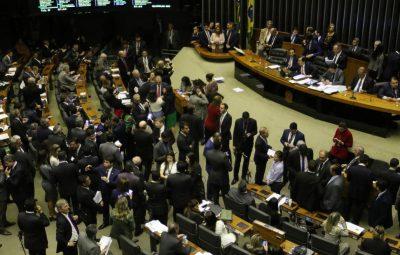 camara 400x255 - Câmara deve votar nesta terça MP da liberdade econômica