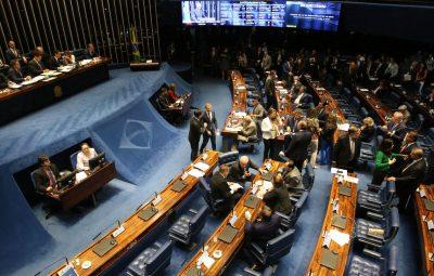 senado 400x255 - Senado já tem mais de 300 emendas ao texto da reforma da Previdência