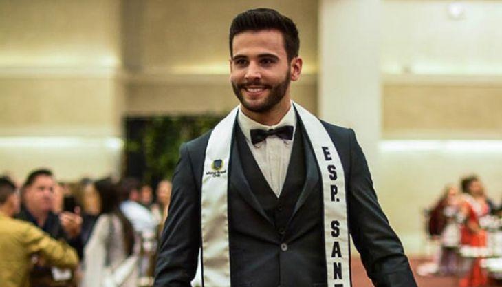 Capixaba fica entre os seis primeiros colocados no Mister Brasil CNB 2019