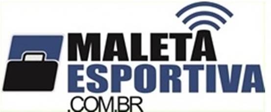 Maleta Esportiva - Equipamento de transmissão esportiva de futebol