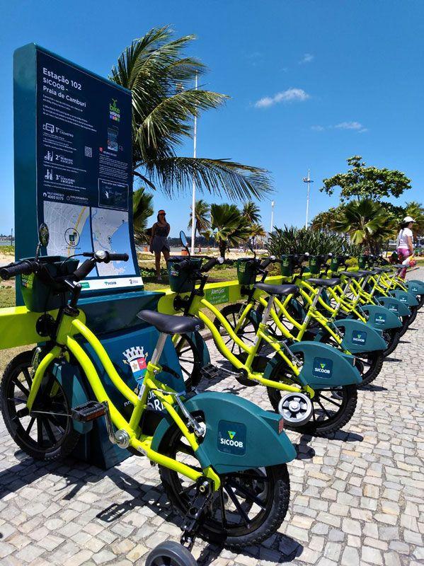 Vitória e Vila Velha lideram uso de bicicleta
